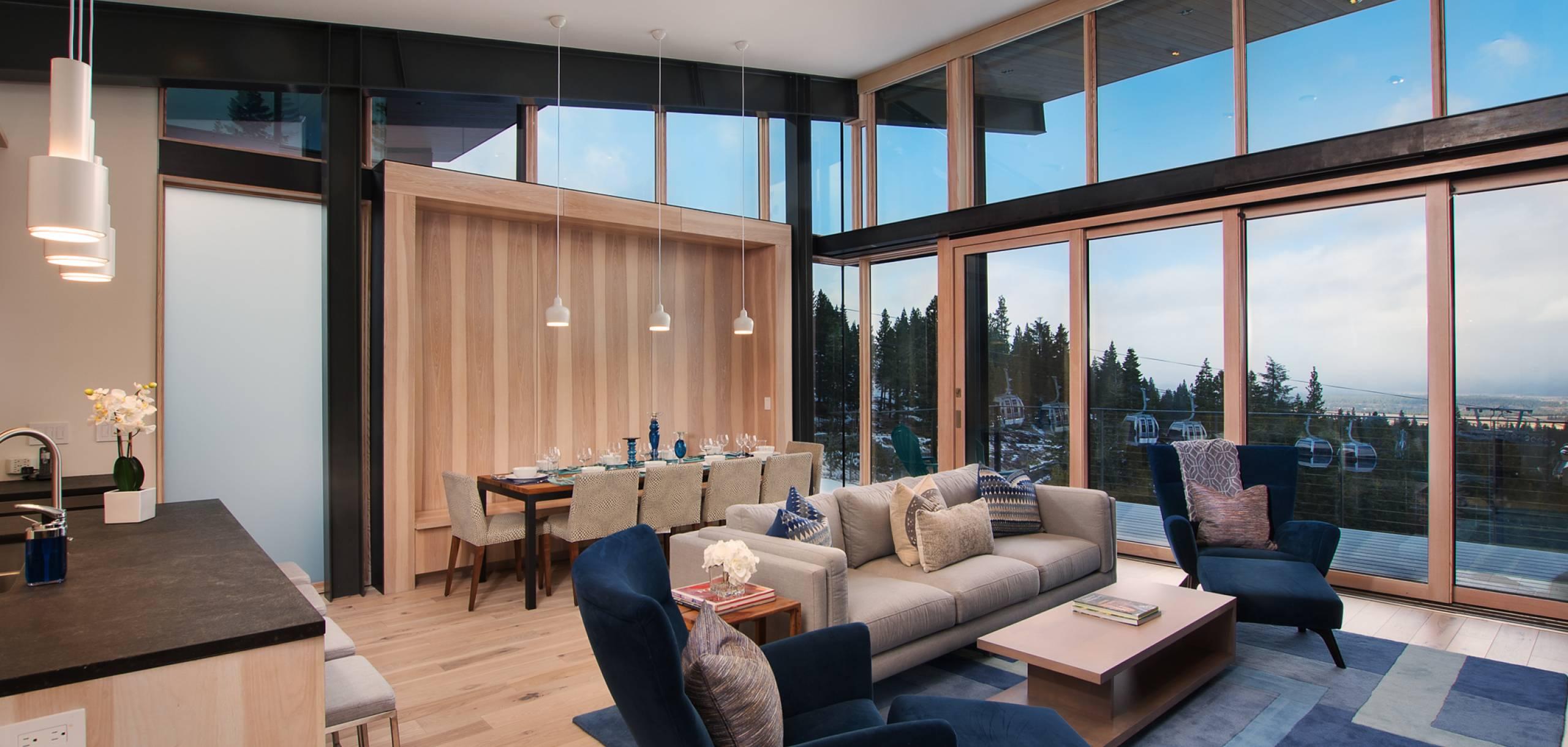 Tahoe Exclusive Vacation Rentals | North Lake Tahoe Luxury